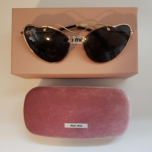 07119ea06ab Authentic Miu Miu sunglasses